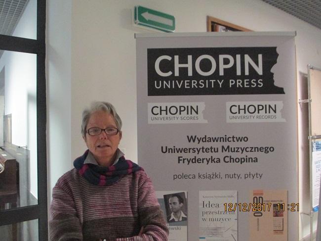 La compositrice Ada Gentile protagonista in alcune conferenze questa primavera