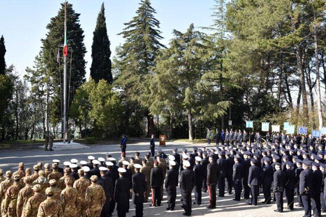 95 anni di Aeronautica Militare, la celebrazione commemorativa