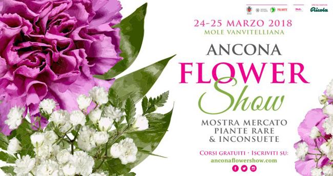 Ancona Flower Show 2018: torna l'evento florovivaistico
