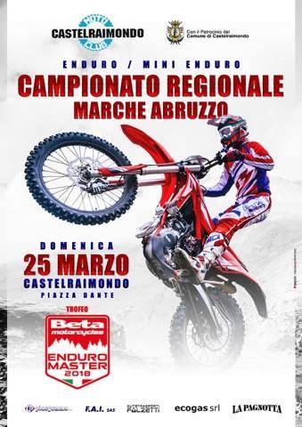 Castelraimondo, giornata dedicata al motor sport il 25 marzo
