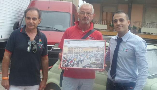 San Severino, Gruppo Amatori 500: rinnovato il direttivo