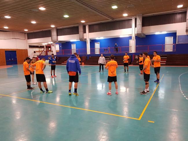 Serie A2, Pallamano Chiaravalle - Rapid Nonantola 13-17