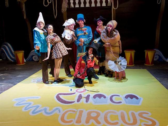 ChocoCircus Civitanova Marche spettacoli 31 marzo