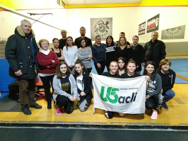 Ascoli, corso autodifesa per donne: il 9 marzo la seconda lezione