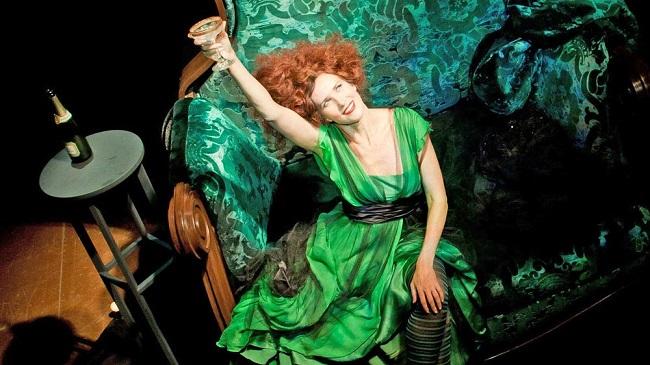 Io sono Misia con Lucrezia Della Rovere al Teatro Comunale di Cagli