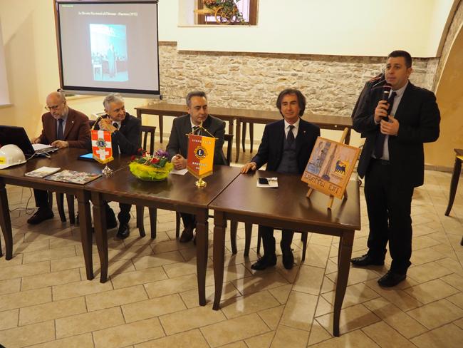 Matelica, il convegno dei Lions Club su Enrico Mattei
