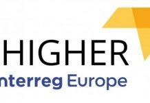 Progetto Higher Interreg Europe