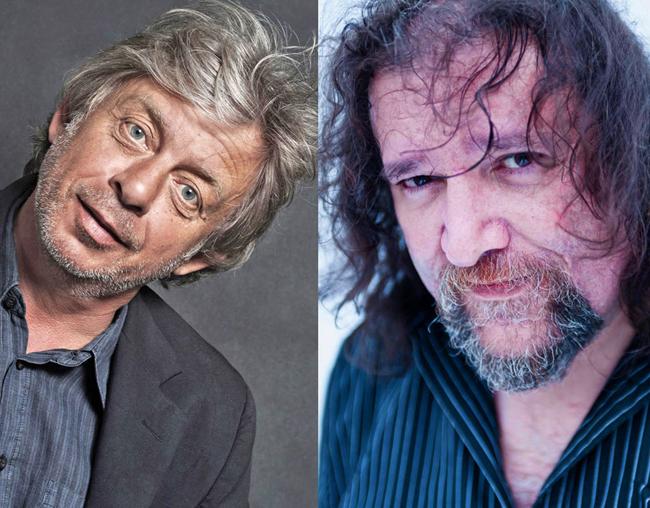 """Paolo Rossi e Cinaski in """"Storie di giorni dispari"""" al Teatro di Cagli"""
