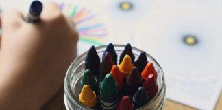 asilo colori