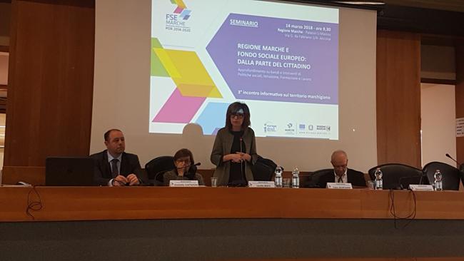 Ancona, bandi FSE: terzo incontro formativo sulle opportunità