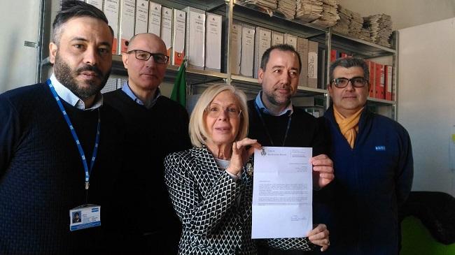 """San Severino, donato un ascensore al Centro """"Il Girasole"""""""