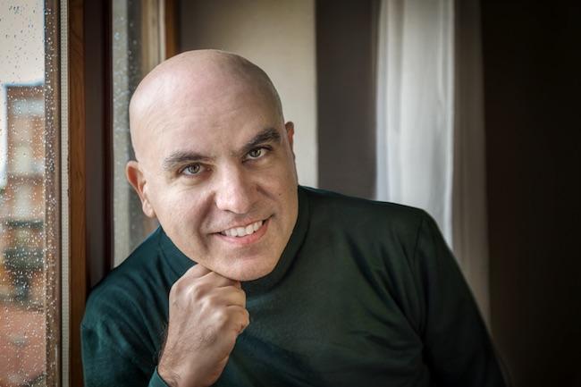 """Ettore Picardi presenta """"Logici visionari"""" a San Benedetto"""