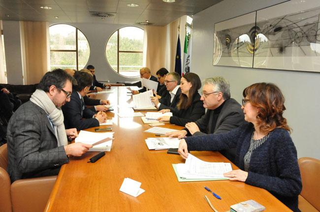 Regione e Alleanza Cooperativa Marche, firmato 1° protocollo d'intesa