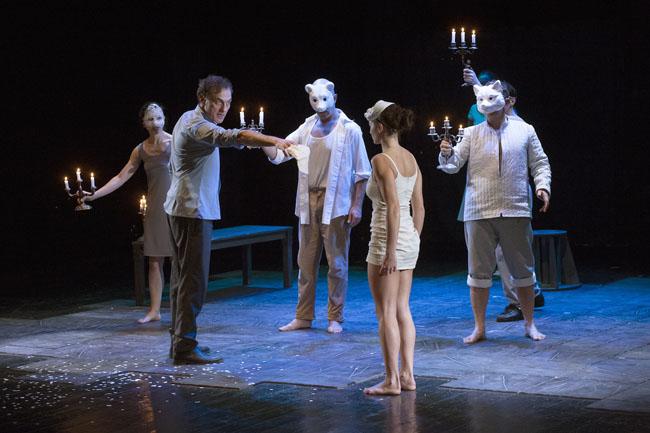 Il Misantropo di Molière in scena a San Benedetto e Montegiorgio