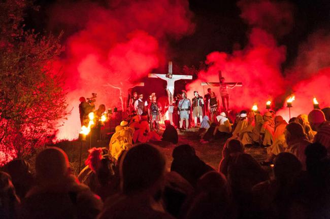 La Passione di Cristo: a Serravalle di Carda XXXIX edizione di Passio
