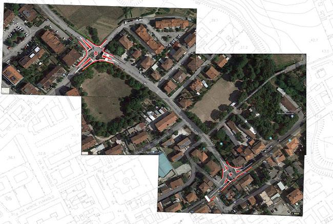 Pesaro, nuove rotatorie sperimentali: dove trovarle