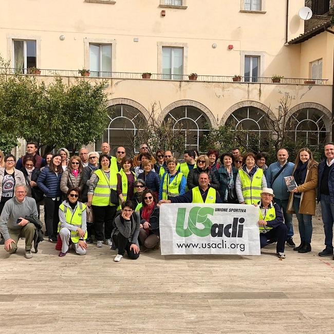 Ascoli, successo di partecipanti per la Camminata dei musei