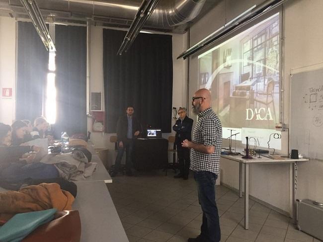 DACA Vetrina e NABA, prima collaborazione per un concorso di idee