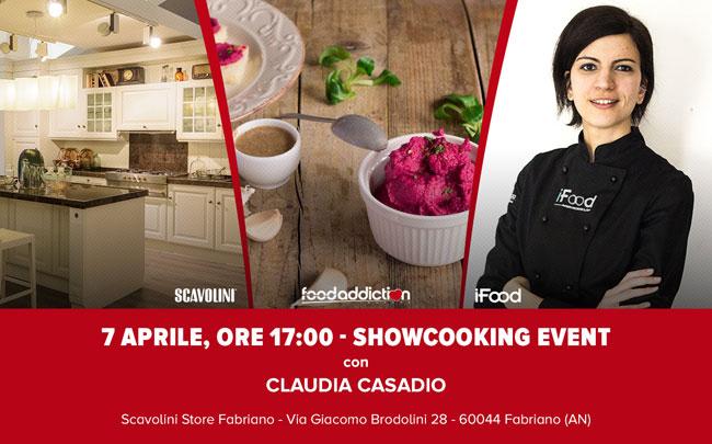 Claudia Casadio foodaddiction Fabriano