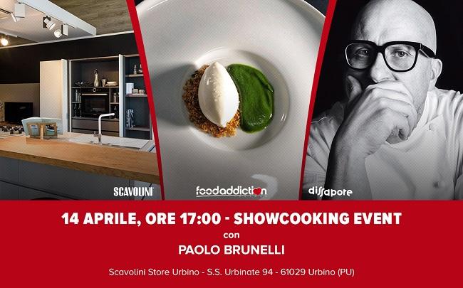 L'arte del gelato con Paolo Brunetti il 14 aprile a Urbino