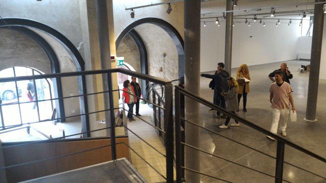 foto interno Museo Ancona