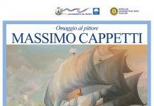pittore Massimo Cappetti