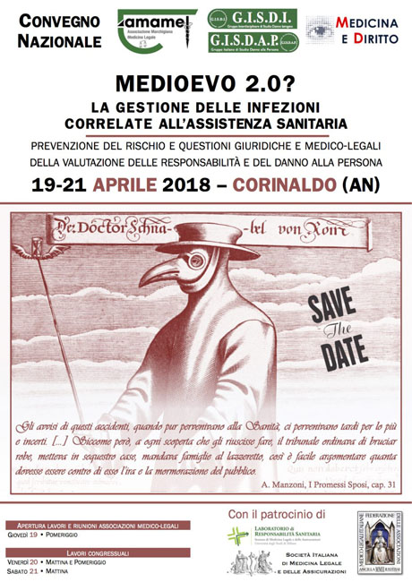 Medioevo 2.0?: convegno Corinaldo 19 21 aprile