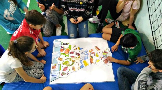 progetto educativo alimentazione