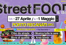 Recanati Street Food Beer 2018