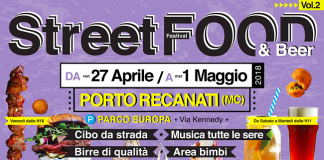 Recanati Street Food Beer 2018