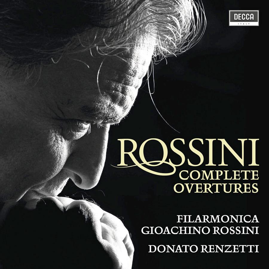 Rossini Complete Overture