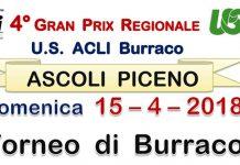 torneo burraco Ascoli 15 aprile 2018