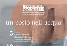posto acqua San Benedetto concerti