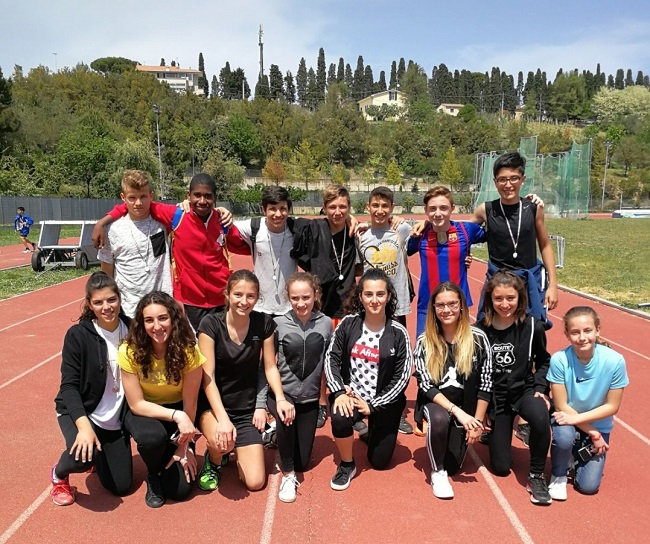 ISC SUD atletica leggera