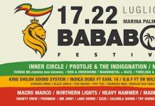 7° Bababoom Festival Marina Palmense
