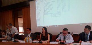Comitato sorveglianza POR FESR 2014 - 2020 intervento Bora