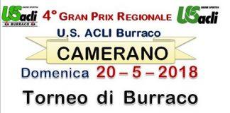 Camerano Gran prix regionale burraco 20 maggio