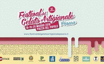 Festival Gelato Artigianale Pesaro edizione 2018