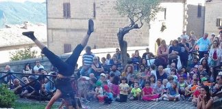 Fuori Strada -Artisti marchigiani per i Sibillini 2018