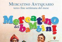 Mercatino dei Bambini 20 maggio Ascoli