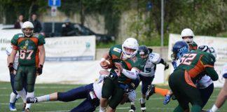 Uta Pesaro GLS Dolphins Ancona 14-28 cronaca match