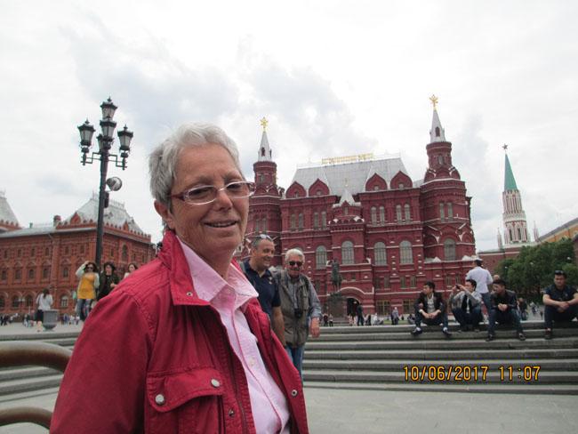Ada al Cremlino