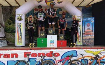 Gran Fondo Monte Cucco sfortunato Luca Castratori