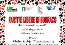 San Benedetto, partite di burraco allo Chalet Sabbja