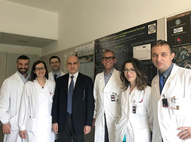 Ancona Update in chirurgia epato-bilio-pancreatica 2018