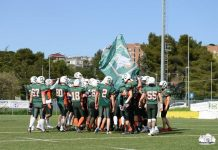 Rugby GLS Dolphins Ancona playoff