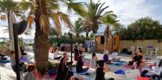 San Benedetto lezioni yoga gratuite luglio