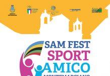SAM Fest Sport Amico Montemarciano 9 giugno