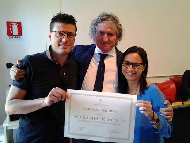 Primo Trofeo Città di Tolentino 18 giugno