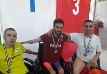Campionati Italiani Assoluti FINP bronzo fermano Campione